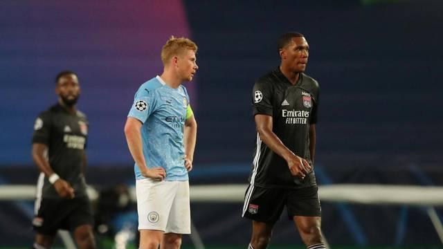 Champions League Quarter Final - Manchester City v Olympique Lyonnais
