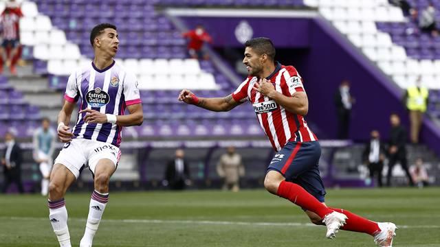 La Liga Santander - Real Valladolid v Atletico Madrid