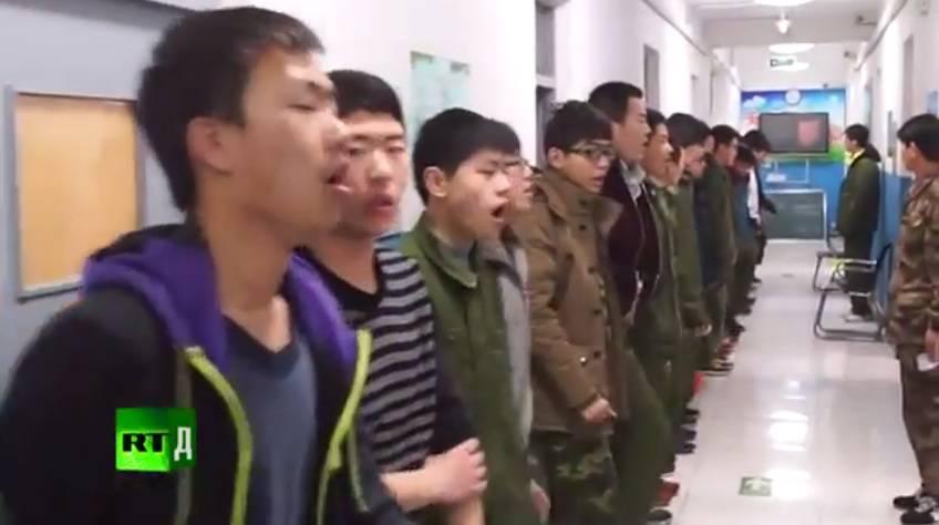 Šalju ih u vojne kampove: Web ovisnici ne jedu i nose pelene