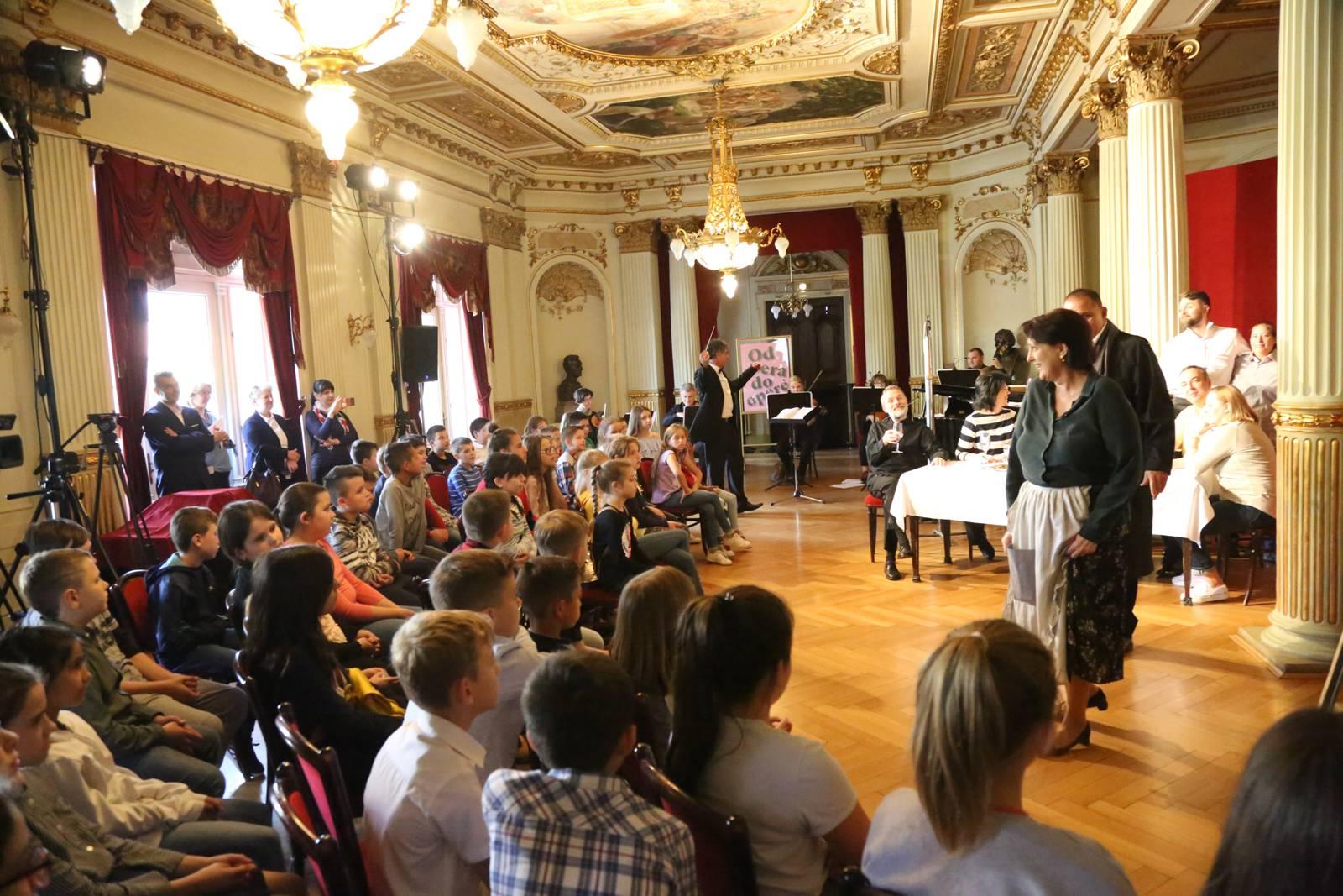 Radionice za najmlađe: 'Učinit ćemo sve da opera ne izumre'