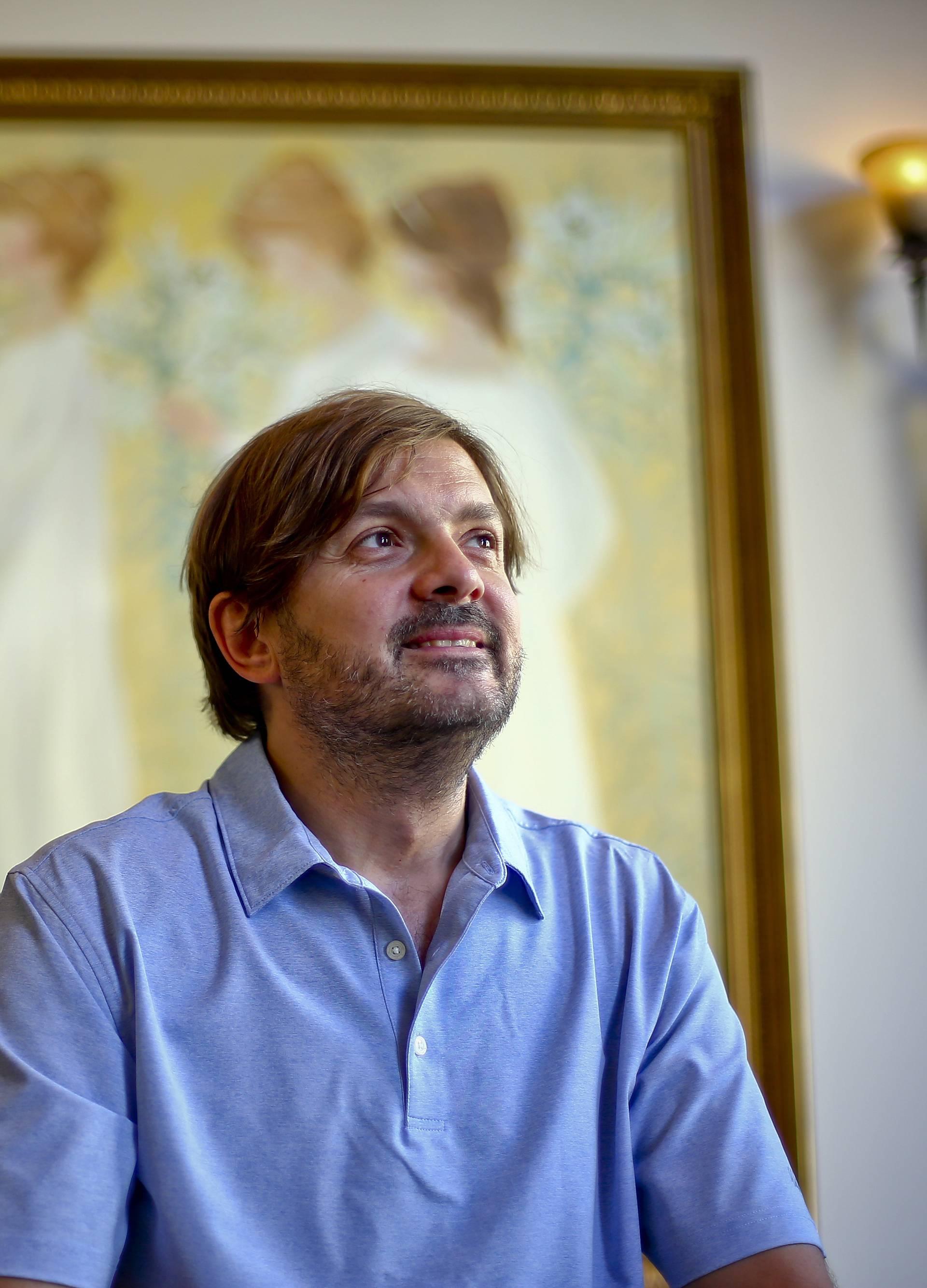 Slavlje kod Milana Popovića: Rodio mi se sin, zove se Đorđe!