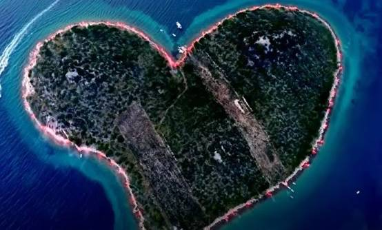 'Bez obzira na požar, bakljada na Otoku srce nam je uspjela'