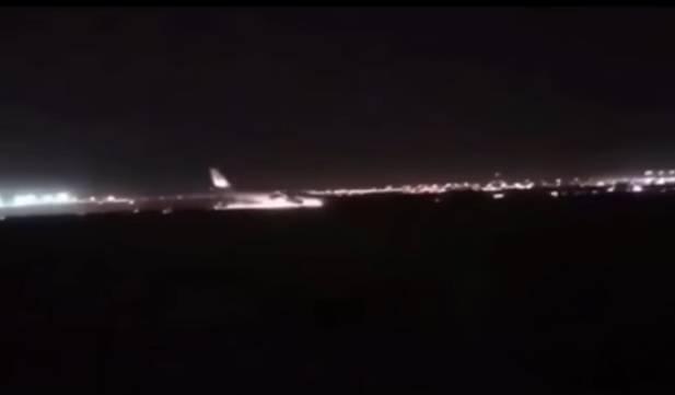 Zablokirale gume: Avion sletio na trup, 53 ljudi je ozlijeđeno