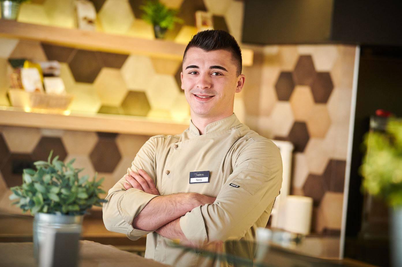 Mladi chef otkrio nam je kako se radi u à la carte restoranu