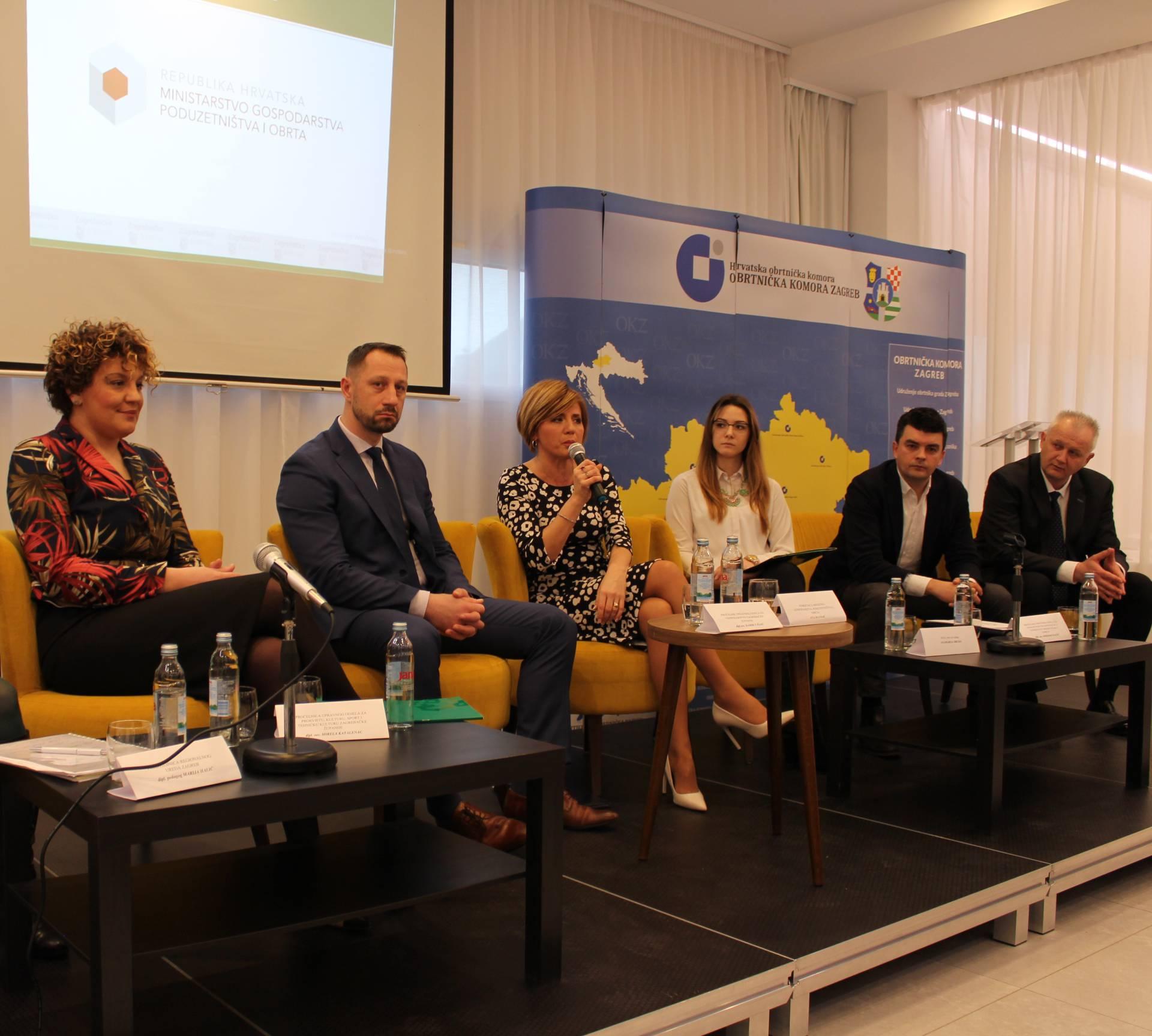 """U Velikoj Gorici održan 5. forum """"Obrtništvo 2020."""""""