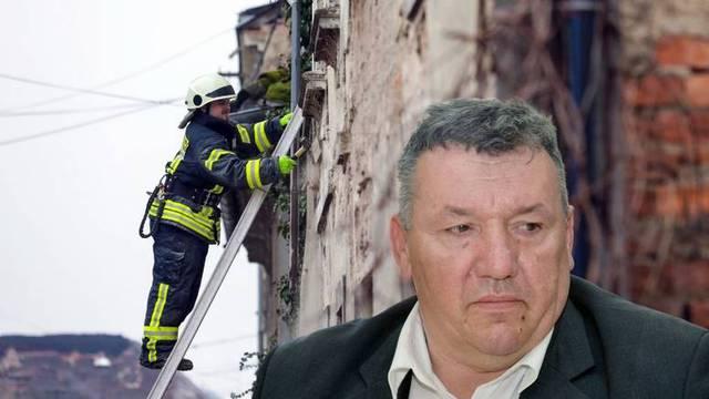 Gradonačelnik Gline o napadu geodeta: 'Ne bih to komentirao, ne znam zašto je revoltiran'