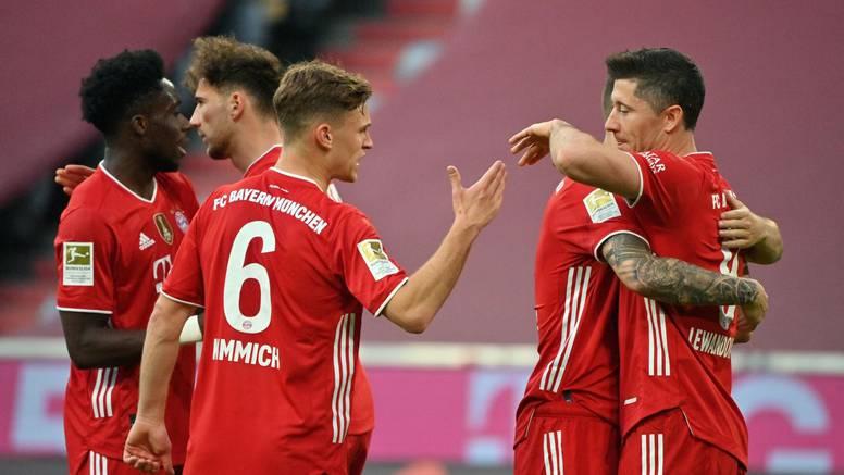 Bayern je čudo! Osvojili pa onda utrpali šest golova Borussiji M.