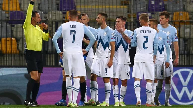 VIDEO Milimetri odlučivali: Jesu li trebali priznati gol Slovenije?