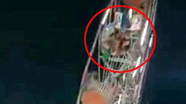 Kabina ispala s vrtuljka: Curica poginula, još 6 ljudi ozlijeđeno
