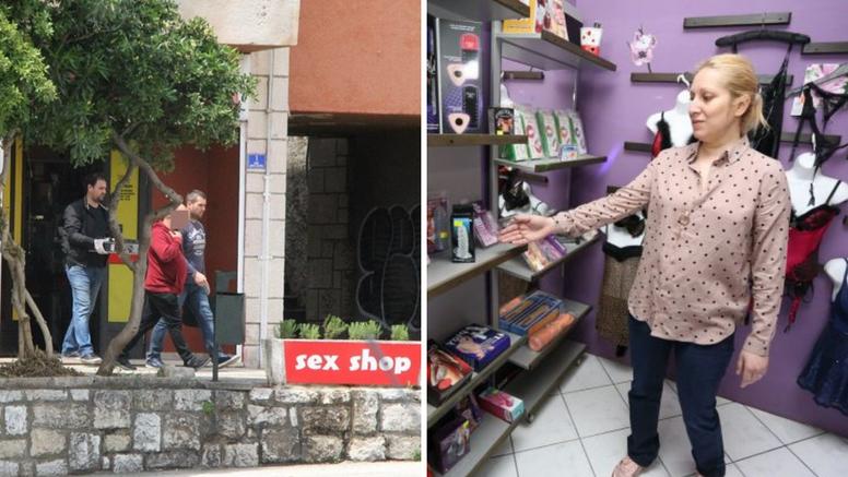 Priveli vlasnicu sex-shopa, u Dubrovniku uhitili muškarca