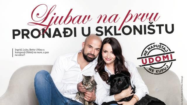 Ingrid i Luka iz 'Braka' ljubitelji su životinja: 'One nam pomažu u teškim životnim trenucima...'