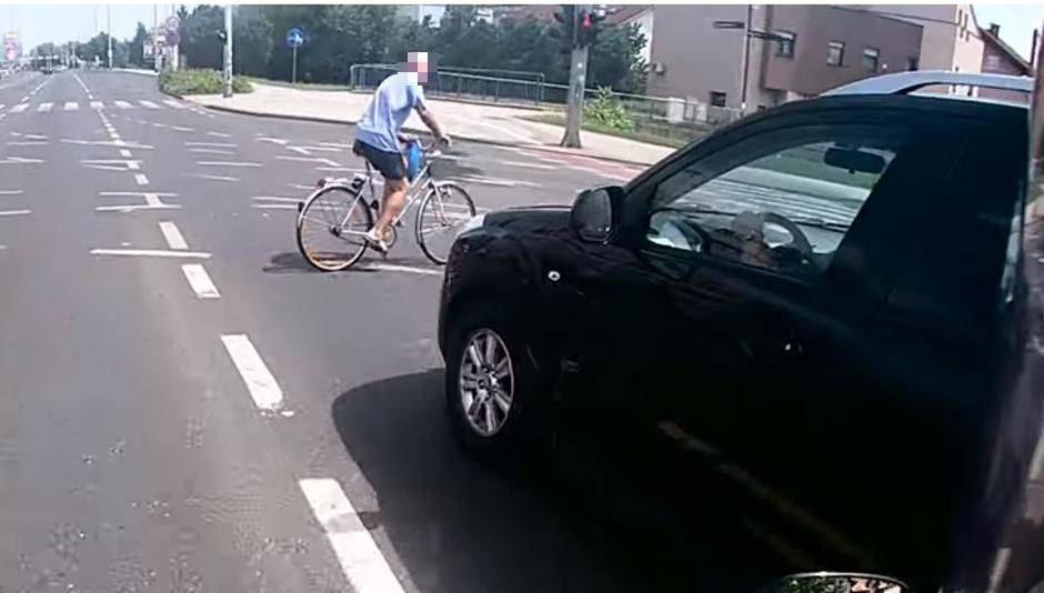'Bicikliste se tretira liberalnije nego vozače auta, to je krivo'
