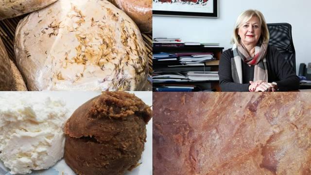Delicija Međimurja: 'Gnjili sir rade crvi. Rijetki ga pripremaju, a zabranjen je u Europskoj uniji'