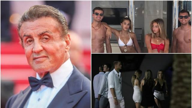 Rambo nije u Hrvatskoj? Žena i kćeri jele su 'pijanog' jastoga