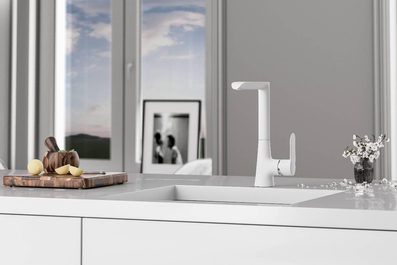 Opremiti kupaonicu i kuhinju na jednom mjestu?