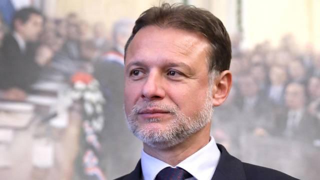 Zagreb: Domjenak u Saboru nakon završetka sjednice i uoči zimske stanke