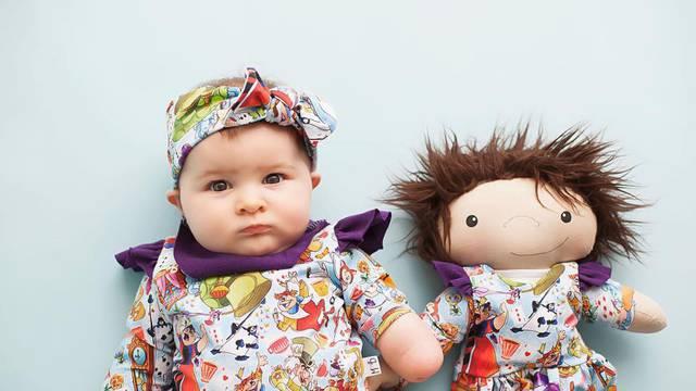 Lutka kao ja: Za svako dijete da se može osjećati posebno