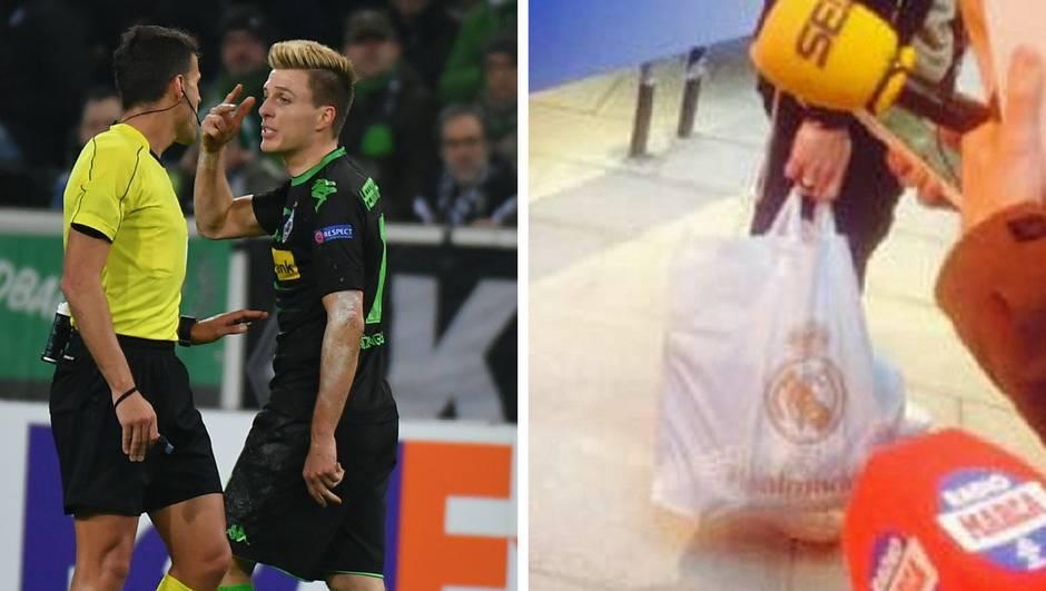 Zašto suci sa stadiona izlaze s vrećicom na kojoj je grb Reala?