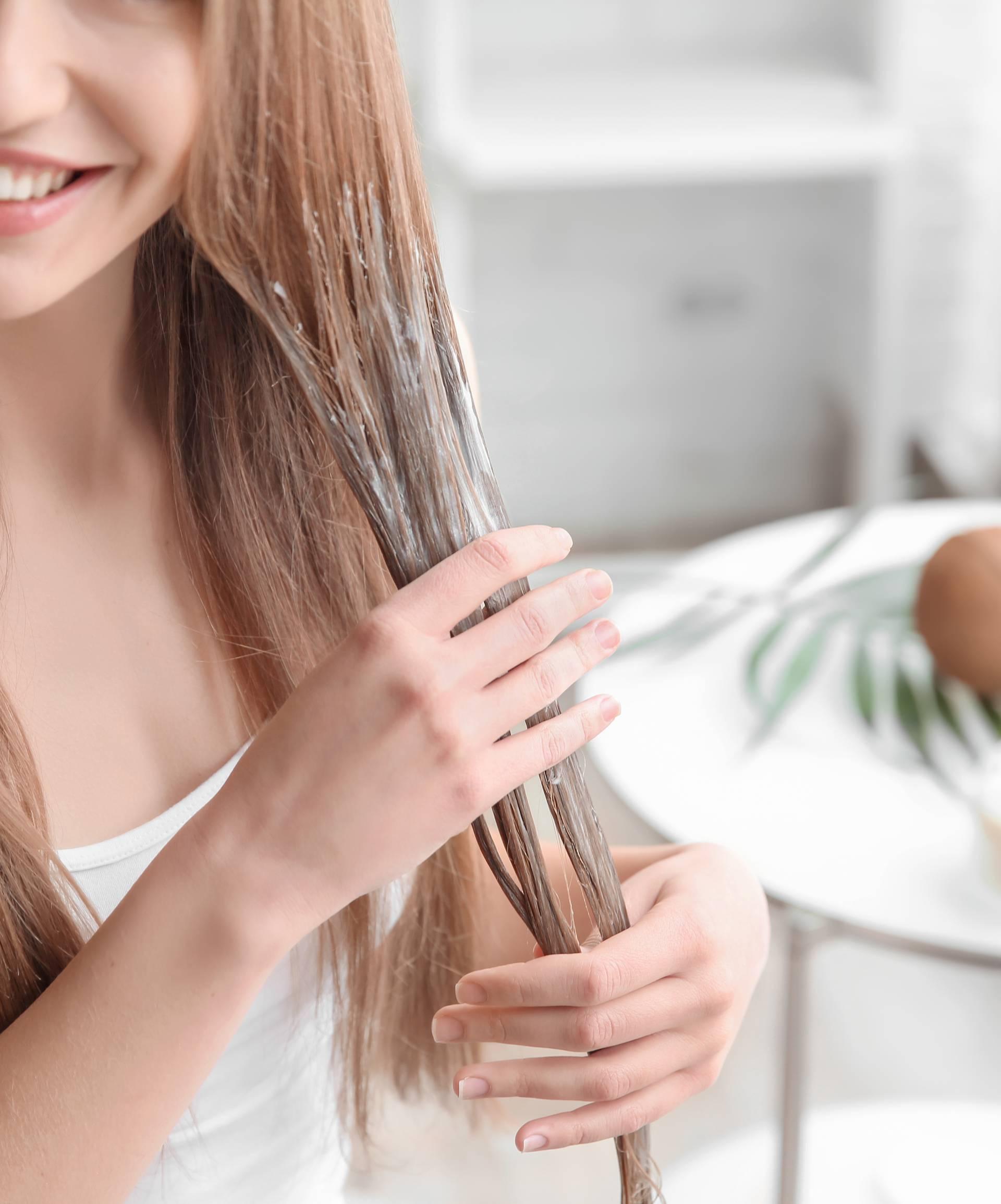 Kokosovo i arganovo ulje vašu kosu sačuvat će od mora i soli