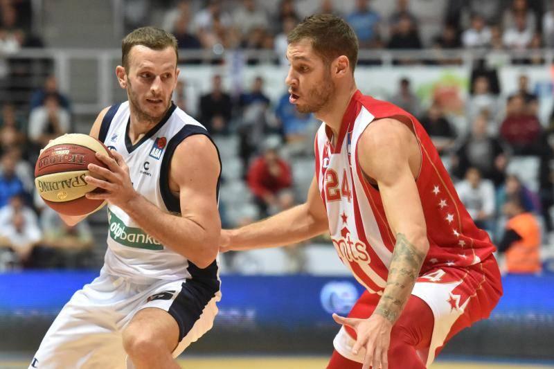 KK Zadar - KK Crvena zvezda mts