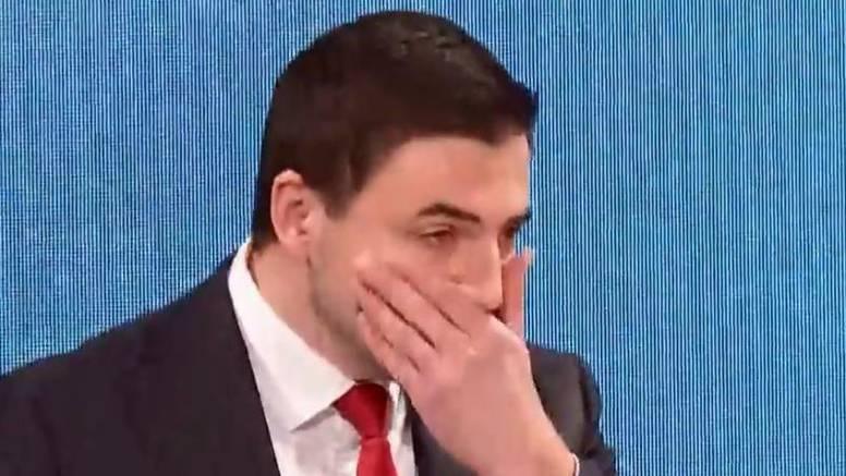 Bernardić u suzama: 'Jedan od najljepših trenutaka u životu'