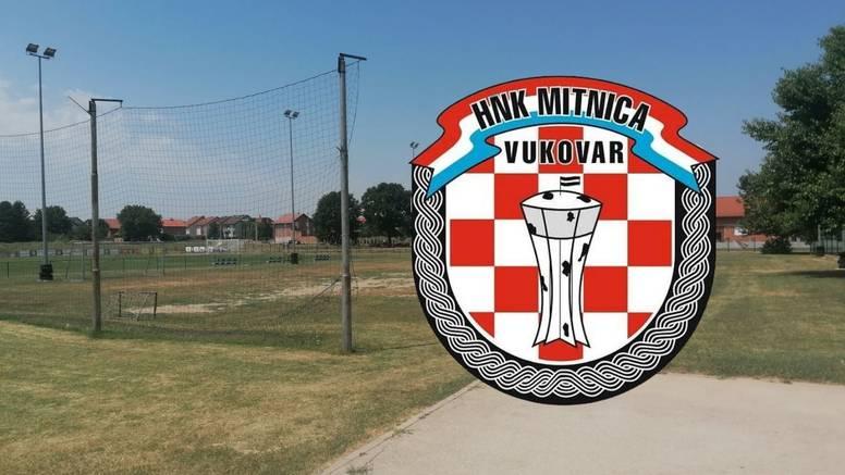 Klub branitelja s Mitnice u akciji izgradnje nogometnog terena