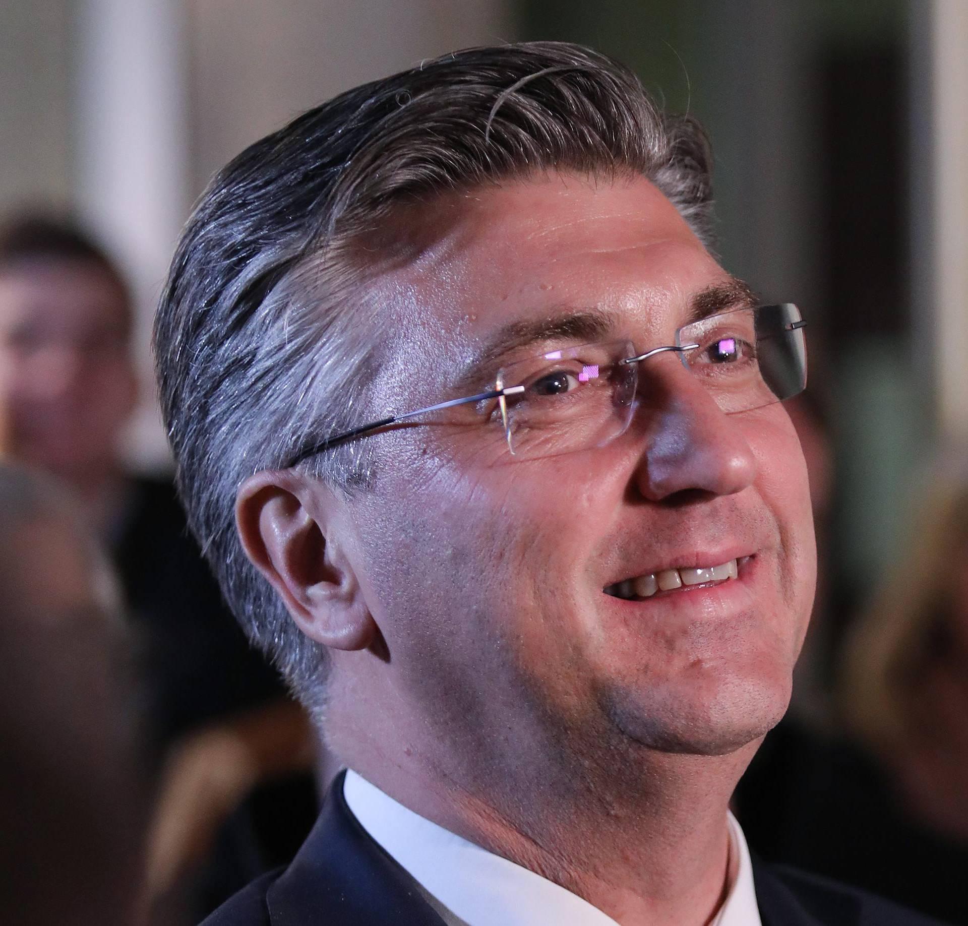 Andrej Plenković osvojio još jedan mandat na čelu HDZ-a