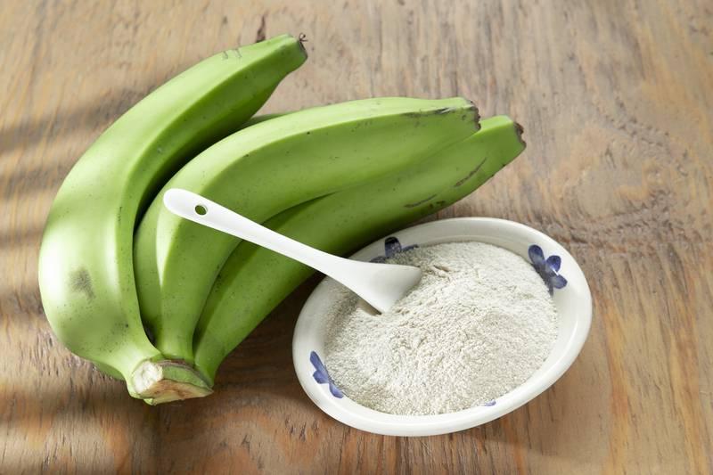 Brašno od banana ne sadrži gluten - izvrsna je alternativa