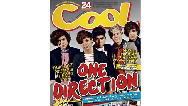 Besplatni teen magazin Cool! Dolazi li nam One Direction?