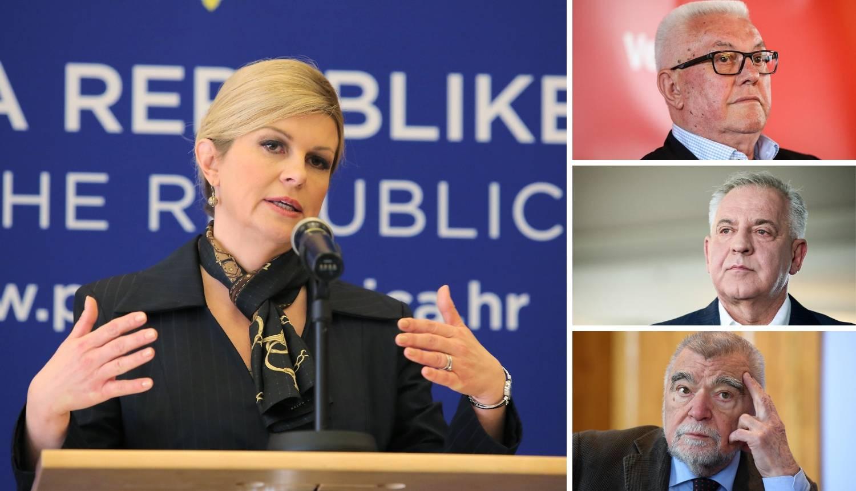 Sori, Ćaća: Kolinda se ispričala Sanaderu, Mesiću i Luki Bebiću