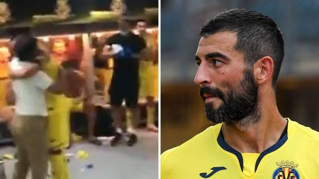 Kapetan Villarreala zaigrao nakon tri godine pa zaplakao: Htio sam prestati s nogometom