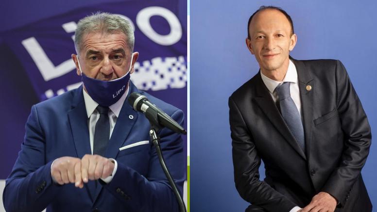 Petry: 'Milinović zadnjih dana kleveće, laže i napada mene, moju obitelj i pokojnog oca'