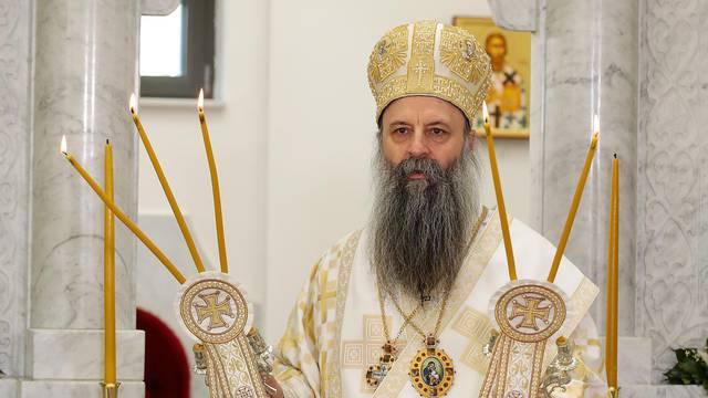 Zagreb: Uskrsna liturgija koju predvodi metropolit zagrebačko-ljubljanski Porfirije Perić