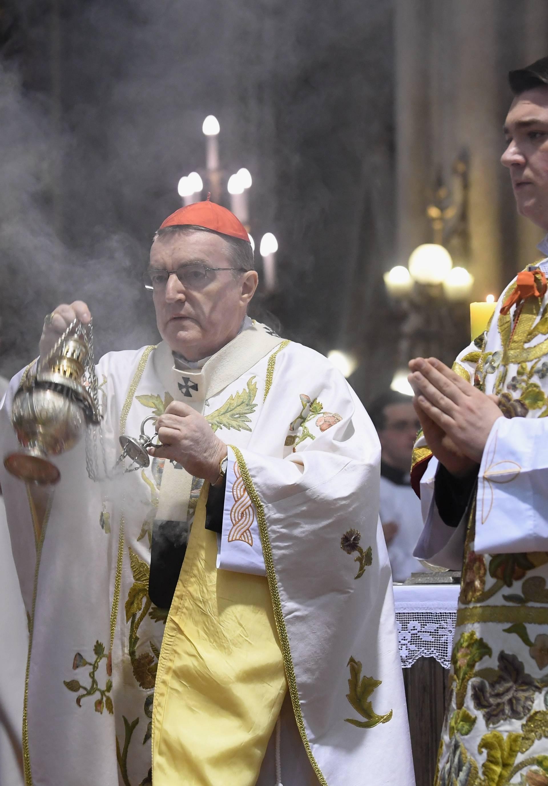 Sveta Stolica: Za Uskrs neće biti ni pranja nogu ni procesije