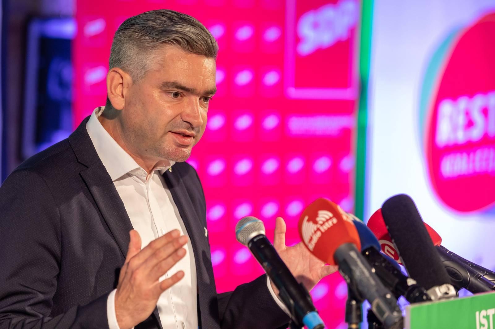 Pula: IDS i PGS pridružili se Restart koaliciji