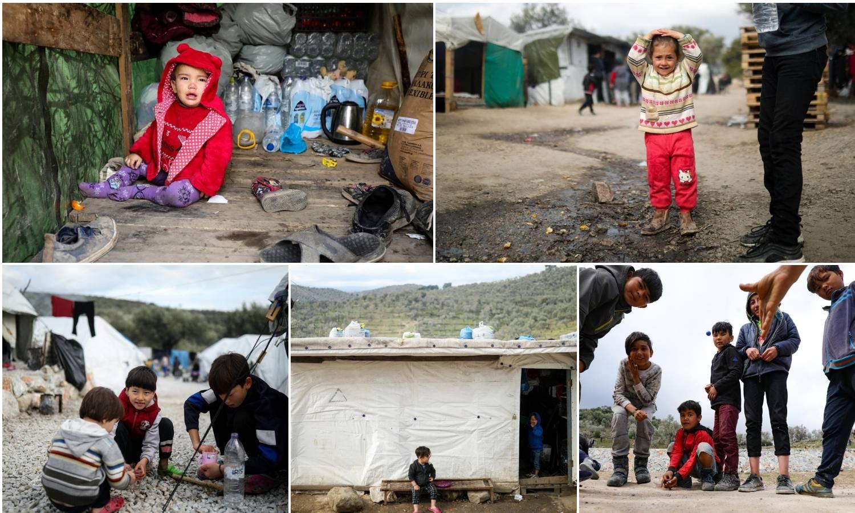 Hrvatska će udomiti djecu bez roditelja iz kampova u Grčkoj