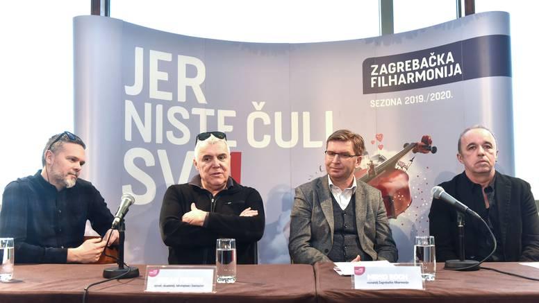 Zoran Predin kakvog još niste čuliu ožujku u Lisinskom...