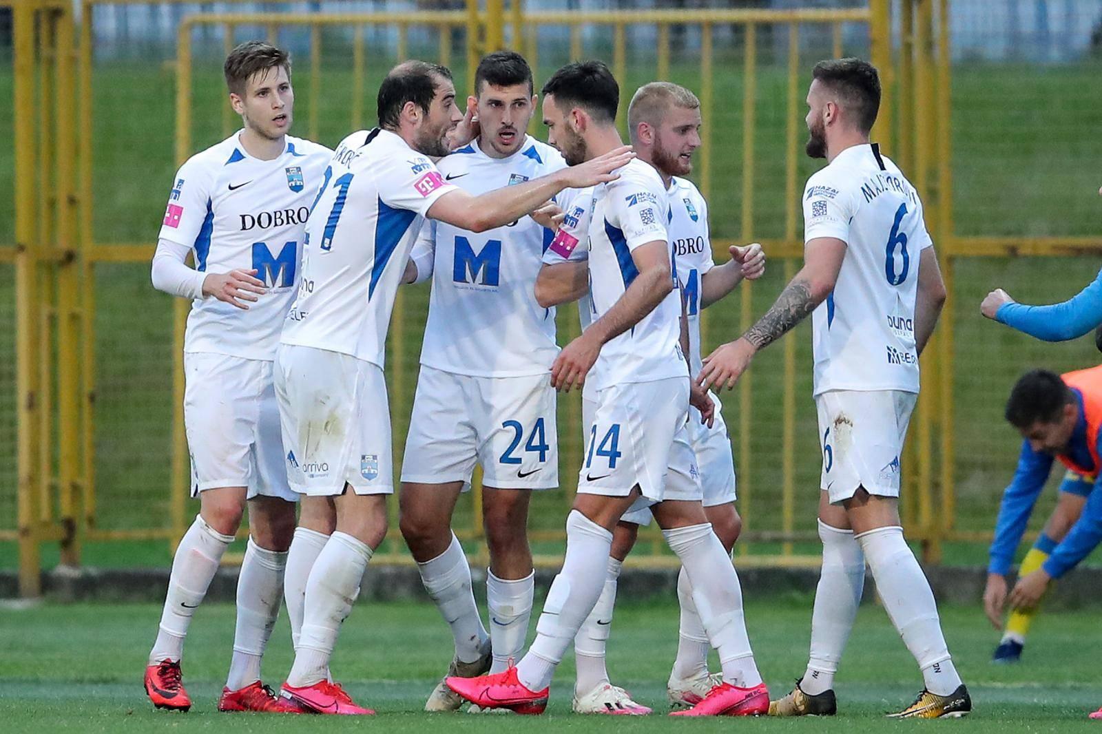 Zaprešić: NK Inter Zaprešić i NK Osijek u 30. kolu Prve HNL