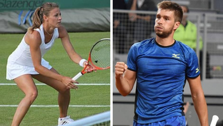 Mektić i Poljakinja u finalu US Opena u mješovitim parovima