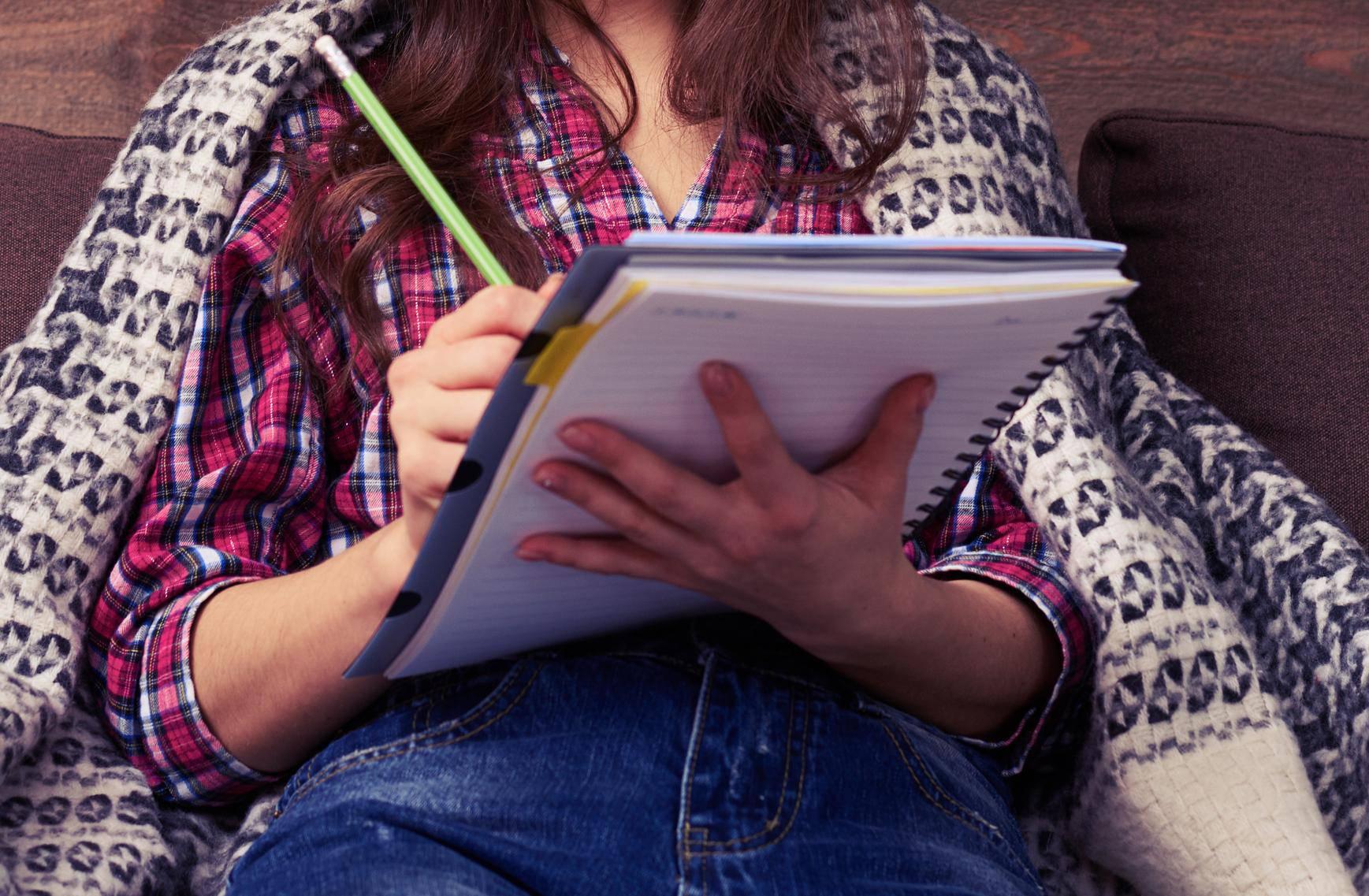 Vodite dnevnik - zapisivanjem osjećaja riješite se negativnosti
