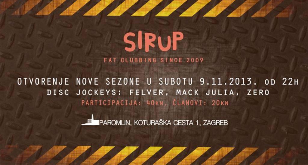 Facebook/Sirup