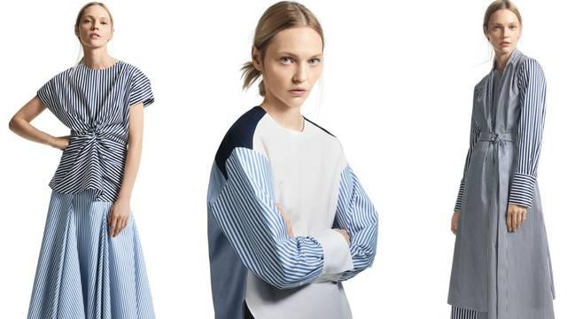 Modna kuća Partow donosi studiju navy trenda i prugica