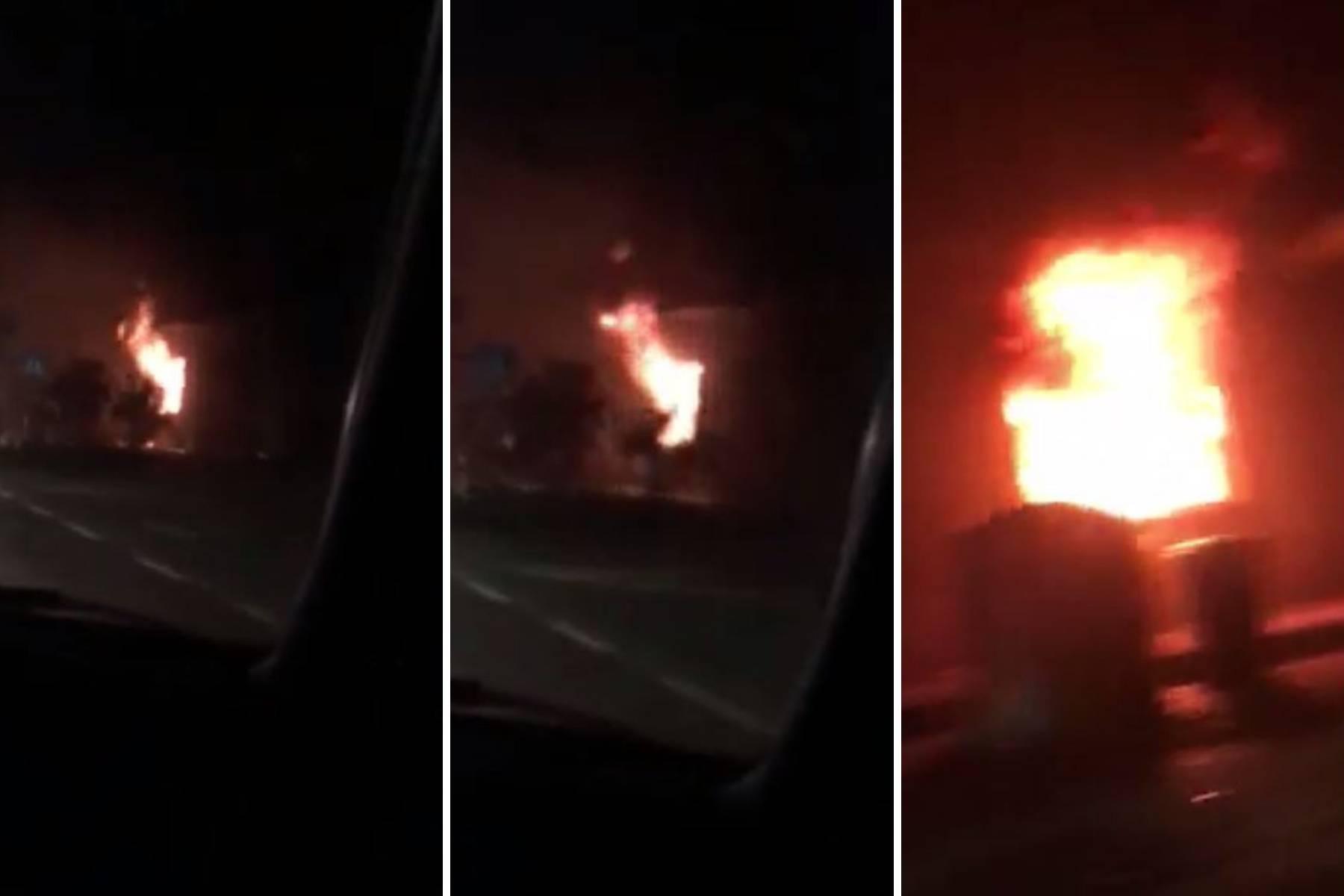 Požar u Dugom Selu: Zapalio se lokal u kući u centru grada