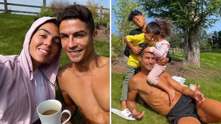 Ronaldo se morao iseliti iz vile tek što je stigao u Manchester. Iz kluba kažu: Nije zbog ovaca