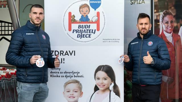 Velika potpora humanitarnoj akciji 'Budi prijatelj djece'