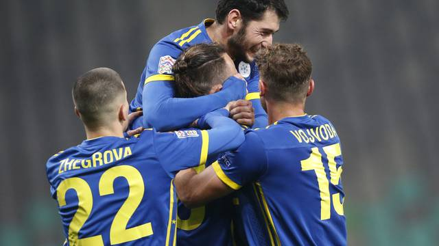 UEFA Nations League - League C - Group 3 - Slovenia v Kosovo