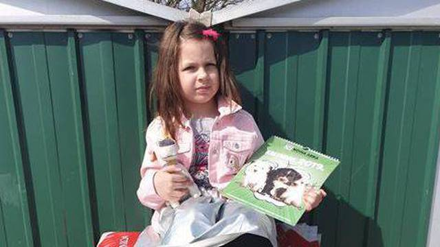 Lea iz Zagreba: Za 6. rođendan neću darove, nego hranu za pse