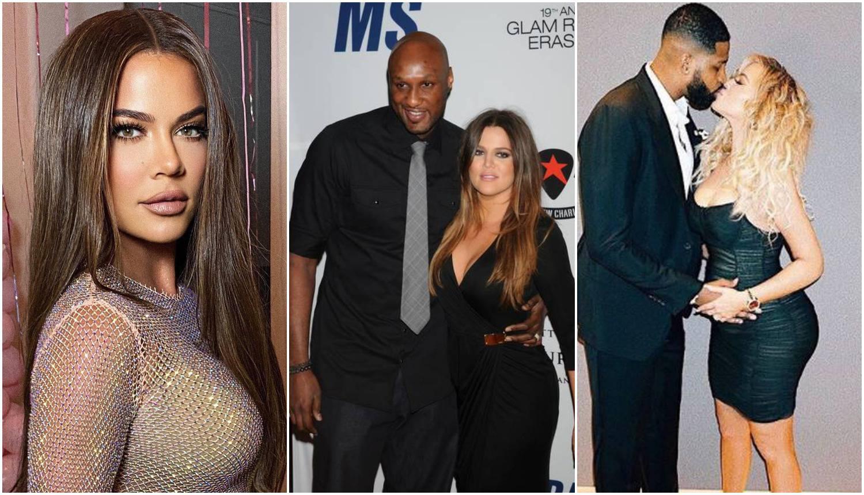 Khloe Kardashian varali su svi partneri, treći dok je bila trudna