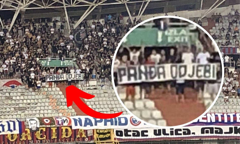 Torcida okrenula palac dolje i Renato Pandža je postao bivši