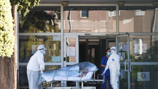 Zadar: Opća bolnica počela provodi testiranja na covid kako bi se ubrzao broj testiranja